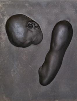 skulptur i gjutjärn