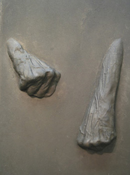 relief, konst, gjutjärn, konstmuseum, Åland